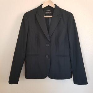 Jones New York Collection Platinum Wool Jacket 8